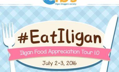 #EatIligan