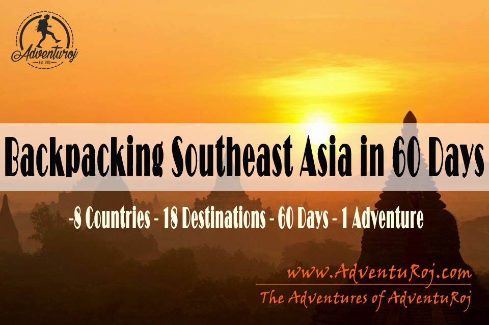 How to Travel Southeast Asia For 2 Months on a Budget!