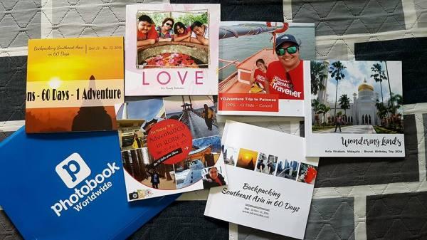 Hot to create photobooks