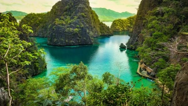 Kayangan Lake Coron PH