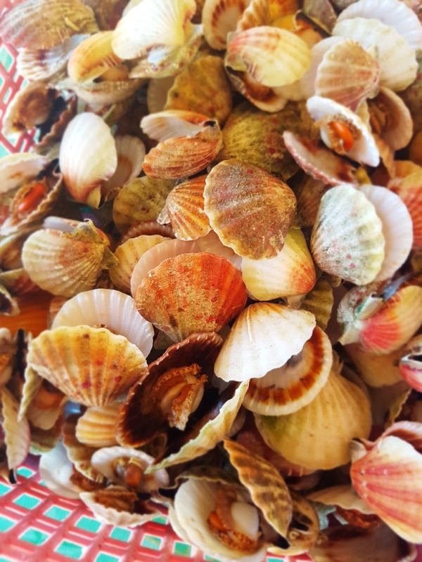what to eat in gigantes