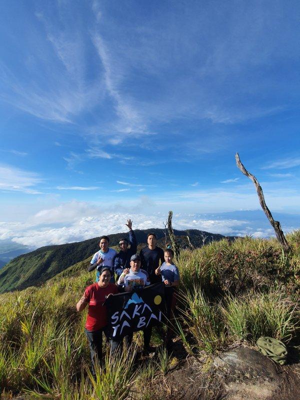 mt wiji peak